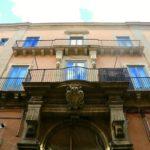 Palazzo asmundo ingresso via gisira