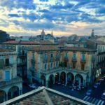 Piazza Mazzini veduta dall'alto
