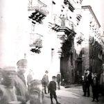 Prospetto di Palazzo Asmundo in Via gisira, foto, 1902, archivio privato G. Asmundo, Catania